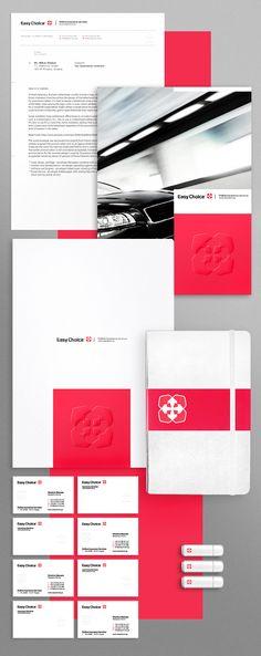 Easy Choice™  Insurance by FX3™ , via Behance