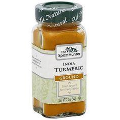 Spice Hunter Og2 Turmeric Ground (6x1.6Oz)