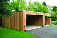 Primary backyard deck design ideas for your cozy home – garden garage ideas Carport Designs, Garage Design, Deck Design, House Design, Plan Garage, Carport Garage, Cost To Build Garage, Garage Ideas, Building A Carport