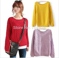 Cheap Pullovers on Sale at Bargain Price, Buy Quality knitted ...