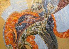 "Saatchi Art Artist Dimitri Strelkov; Painting, ""TAMING of the SHREW"" #art"