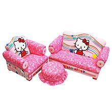 "Holy Crap.  I need this for Alison.    Hello Kitty 3-Piece Toddler Set - Harmony Kids - Toys ""R"" Us"