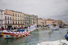 Sete, France. Picture courtesy of Azamara Club Cruises.