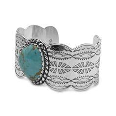 Southwest Spirit Sterling Silver Kingman Blue-Green Turquoise Cuff Bracelet Southwest Spirit,http://www.amazon.com/dp/B002PNJPII/ref=cm_sw_r_pi_dp_cGsgsb02ZDDSTH6P