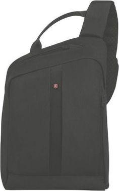 victorinox acc 4.0 bolso gear sling negro