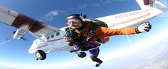 Sky Dive Dubai. Absolutely there is no way to enjoy your trip to Dubai better than watching the city while falling in the sky,