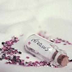 De la poudre d'étoiles pour de jolis rêves...