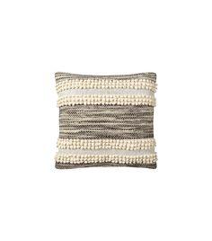 Target Nate Berkus Metallic Textured Pillow