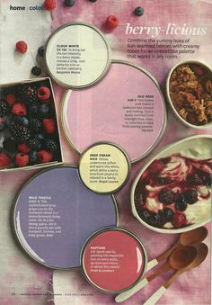 Berry-licious BHG, love Rapture!