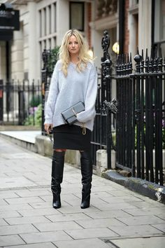 POT OF STUFF: Style: Fashion Week street style highlights