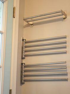 Small laundry room ideas Create Home Storage
