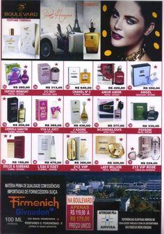 Escolha sua fragrância, faça seu pedido pelo WhatsApp e receba em casa. Pedidos…