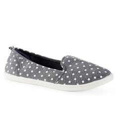 Polka Dot Slip-On Shoe from Aeropostale