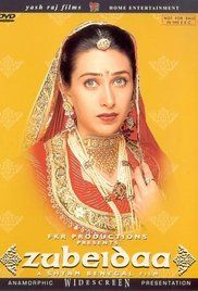 Zubeidaa Full Movie Watch Online Dailymotion. Zubeidaa, an aspiring Muslim actress, marries a Hindu prince to become his second wife. Her tumultuous relationship with her husband, and her inner demons lead her to a decision which has fatal consequences for them all.