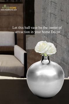 Let style prevail in every corner of your home  #MaddHome #HomeDecor #DecorativeVases  https://www.maddhome.com/decorative-vases.html