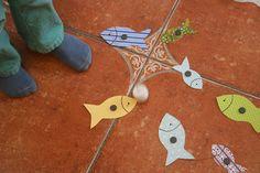 Kifli és levendula: Horgászjáték
