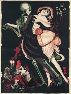 The Dance of Death c. 1920