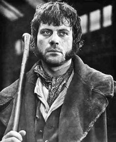 Bullseye come 'ere!! - Oliver Reed.