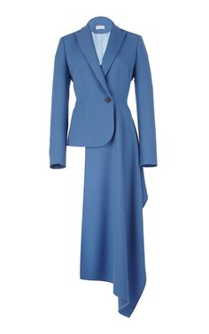 f7acb4d7d070 double breasted jacket delpozo f.w2018 m'oda operandi Hijab Fashion,  Couture Fashion