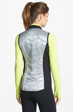 Women's running vests.