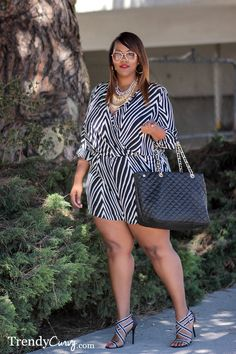 Trendy Curvy | Plus Size Fashion This is absolutely HOT!