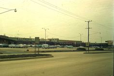 Twinbrook Shopping Center, Rockville. Maryland (circa late 1960s - early 1970s) || This single image conjures so many memories from my misspent youth. Awesome! =)