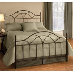 Bedroom in a box twin bed furniture set Full Bedding Sets, Twin Bed Furniture, Hillsdale Furniture, Bed, Furniture, Iron Bed, Steel Bed Design, Bed Furniture Set, Headboards For Beds
