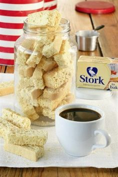 South African Buttermilk Rusks
