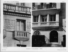 L'art dans la facade moderne | Cizaletti, Maxime