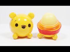 DIY Miniature EOS Lip Balm!! Make EDIBLE Dollhouse Sweets! - YouTube