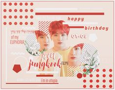 HAPPY BIRTHDAY JEON JUNGKOOK by MikazJ on DeviantArt
