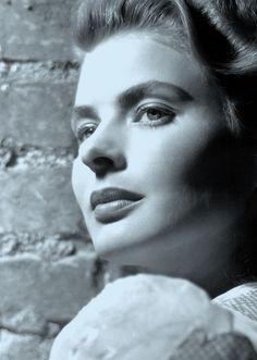 Ingrid Bergman from TCM Summer Under The Stars