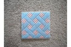 Different Types of Needlepoint Stitches | ... with the lattice stitch. You can…