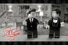 Happy holidays! #klaine #lego #klego Lego Boards, Chris Colfer, Darren Criss, Glee, Legos, Making Out, Harry Potter, Tv Shows, Fandoms