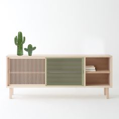 Colonel creates a sideboard inspired by Japonese tradition. Decoration and contemporary furniture in Paris.