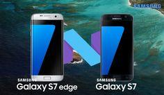 Samsung Galaxy S7: in arrivo l'aggiornamento ad Android 7.1.1 Nougat