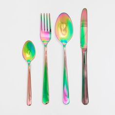 18/10 stainless steel cutlery.