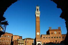 Fim de Tarde em Siena