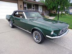 1967 Mustang Convertible
