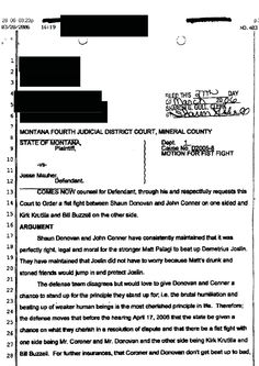 """Montana lawyer brings """"Motion for Fist Fight""""...    http://issuu.com/jackson-and-wilson/docs/motion_for_fist_fight?mode=window=singlePage"""