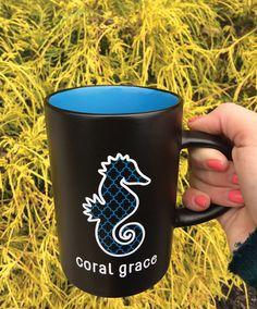 Coral Grace Mug