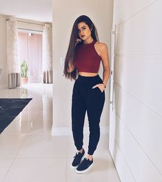 Swans Style is the top online fashion store for women. Shop sexy club dresses, jeans, shoes, bodysuits, skirts and more. Mode Outfits, Outfits For Teens, Trendy Outfits, Fall Outfits, Summer Outfits, Teen Fashion, Fashion Outfits, Womens Fashion, Fashion Trends