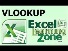 Microsoft Excel VLOOKUP Tutorial (+playlist)