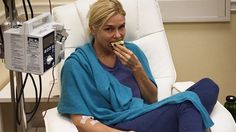 Entertainment Tonight: Yolanda Foster has been battling with Lyme disease for more than two years and addressed her struggle as a 'nightmare' over the weekend on Instagram.  Real Housewives show support by taking #lymediseasechallenge
