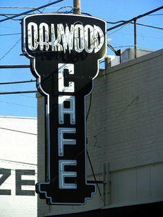 Oakwood Cafe...........Dalton GA