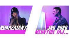 NEMAZALÁNY x JNG BORO - MENNYIRE FÁJ... (Official Music Video) Blackpink Video, Boro, Music Videos, Movies, Movie Posters, Instagram, Musica, Films, Film Poster