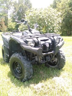 Keloland Auto Mall >> Keloland Automall A Used 2009 Yamaha Grizzly 700 U295 For