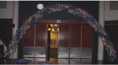 35 Foot Lighted Arch Balloon/Strip Kit