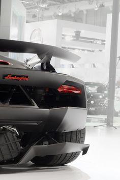 Lamborghini Sesto Elemento Closeup. Click for the awesome video #carporn