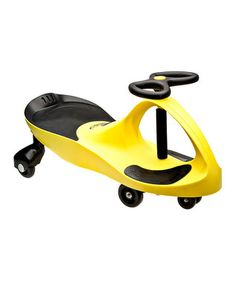 Yellow plasma car for cool kids. These are so cool and great fun, available at Indigo and Toys r Us